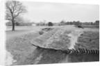 Redoubts at Yorktown by Corbis