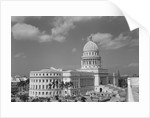 Capitol Building of Cuba by Corbis