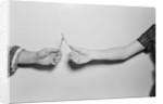 Breaking a Wishbone by Corbis