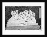 The Mystery of Life Statue at Forest Lawn Memorial Park by Corbis