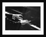 Hands Playing Keys of Chilton Piano by Corbis