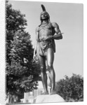 View of Statue of Massasoit by Corbis