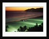 Beach in Acapulco at Sunset by Corbis