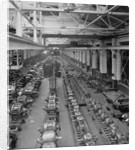 General Electric Motor Factory by Corbis