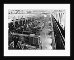 Locomotive Assembly Factory by Corbis