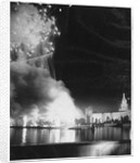 Fireworks at Panama Pacific International Exposition by Corbis