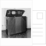 General Electric Television Receiver by Corbis