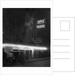 39th Street Theatre by Corbis