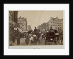 Traffic in Regents Circus by Corbis