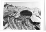 Genoa Railway Station by Corbis