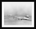 First Flight of the Concorde by Corbis