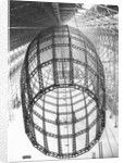 Burney Airship's Ribbed Frame by Corbis