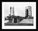 Blue Streak Rocket at Spadeadam Rocket Establishment, Cumberland by Corbis