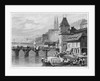 A River Scene at Basel by Corbis