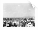 Automobile Parking Lot by Corbis
