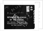 British Mail Censored During World War II by Corbis