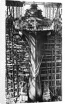 Battleship Indiana Under Construction by Corbis