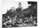 Tartar Soldiers by Corbis