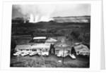 Eruption of Kilauea near Kapoho Plantation by Corbis