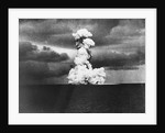 Krakatau Eruption by Corbis