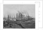 Boats by the Nile by Corbis