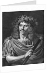 Moliere as Julius Caesar by Corbis