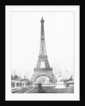 Eiffel Tower from Exhibition Grounds by Corbis