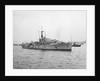 Arrival of HMS Amethyst, Hong Kong 1949 by Corbis