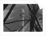 Minaret of the Taj Mahal by Corbis
