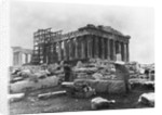 The Parthenon, Acropolis by Corbis