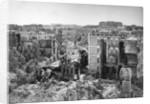 Alexandria In Ruins by Corbis