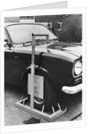 Automobile with Wheelclamp by Corbis