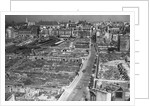 Bomb Damaged Area of London, ca. 1940 by Corbis