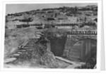 Dugouts Near Verdun, World War I by Corbis