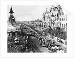 Coronation Procession in Moscow by Corbis
