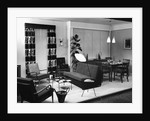 [A 1950's sitting room.] by Corbis