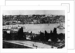 German Boats in Constantinople by Corbis