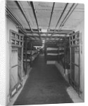 Inside a Nuclear Shelter by Corbis