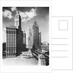Chicago Skyscrapers by Corbis