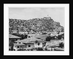 Houses Covering Ankara Hillside by Corbis