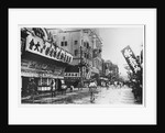 Theater Street by Corbis