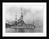 German Warship Deutschland by Corbis