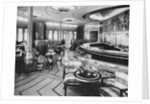 Cocktail Bar of the Queen Mary by Corbis