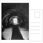 Underground Sewer Photographed By Nadar by Corbis