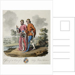 Officers of the Court of King Richard the Second by J. Atkinson and J. Merigot by Corbis