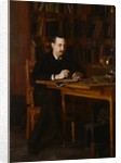 Portrait of William D. Marks by Thomas Eakins