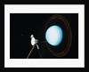 Artist's Conception of Uranus Fly By by Corbis