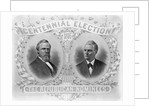 Republican Presidential and Vice Presidential Nominees of 1876 by Corbis