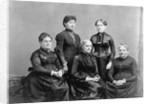 Members of the International Council of Women by Corbis