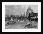 Columbus Circle With Monument and View East, New York by Corbis